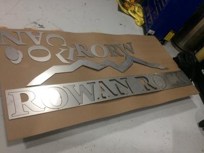 Rowan before